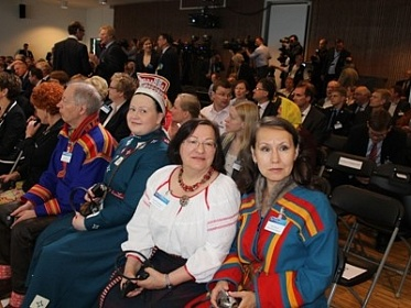 Karelians asked for membership in the Barents Euro-Arctic Cooperation of Indigenous Peoples